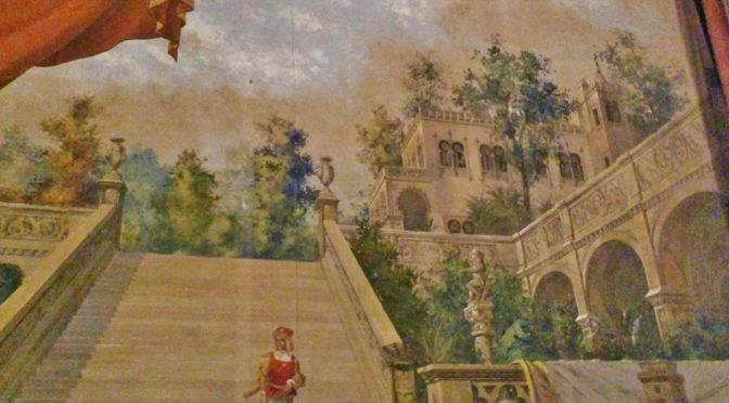 Teatro Garcia de Resende, un escenario para representar a la sociedad (1890-1970)